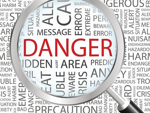 workplace danger