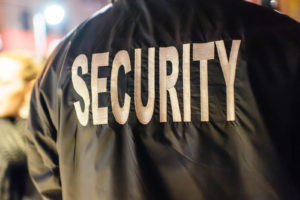 choosing private security company