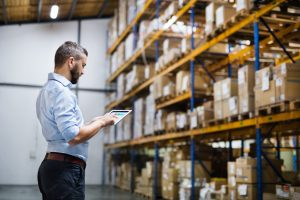 warehouse security issues