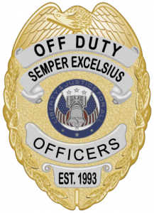 Security Officers - Off Duty Officers Logo
