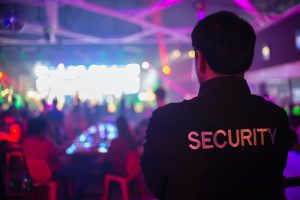 event security guard